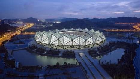Crystalline Stadiums
