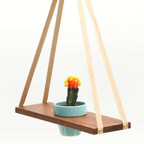 Levitating Plant Vessels