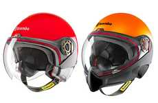 Street Slick Cranium Gear - Speed through the Road Wearing the Suave Brembo Helmets