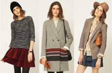 Feminine Tomboy Fashion - The Steven Alan Fall Lookbook is Effortlessly Chic