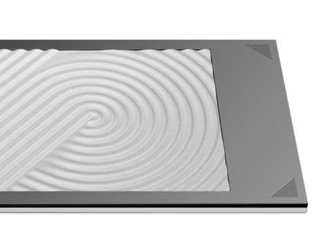 Tactile Touchscreen Technology