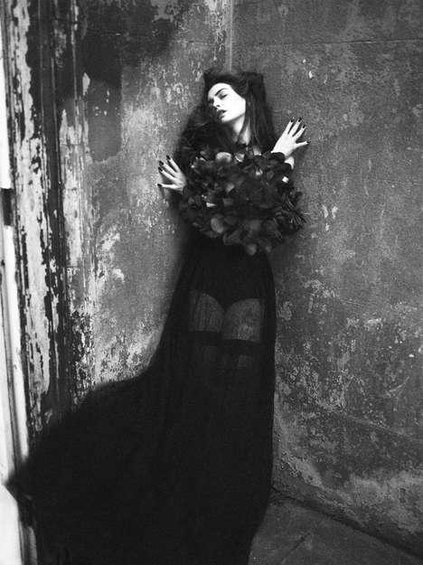 Gothic Romance Shoots