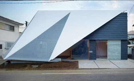 Tarp-Covered Cribs