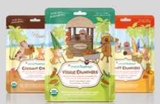 Designer Dog Food - Cocotherapy Organic Treats Will Keep Your Pup Statisfied