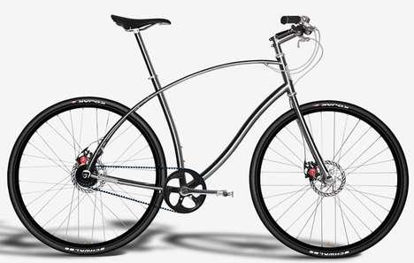 Titanium City Bikes