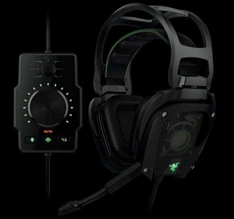 Rugged Surround Sound Headsets