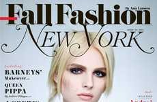 Double-Take Supermodel Covers - The Androgynous Andrej Pejic New York Magazine Image Turns Heads