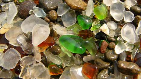 The Fort Bragg Glass Beach Proves the Usefulness of Garbage