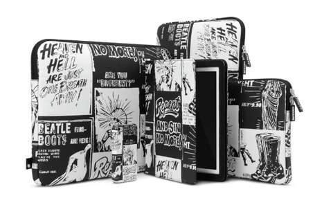 Andy Warhol Protective Cases Keep Apple Accessories Hip