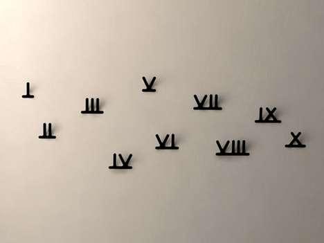 Roman Numeral Racks