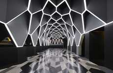 Honeycomb Hangouts - The Fred Mafra Josephine Roxy Nightclub is Brazil's Newest Hotspot