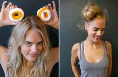 DIY Hairdo Helpers - The Athletic Sock Bun Accessory Creates the Perfect Big Bun
