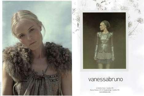 Nordic-Themed Fashion Shorts
