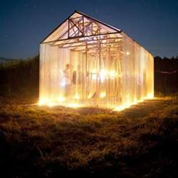 Lovely Illuminating Barns