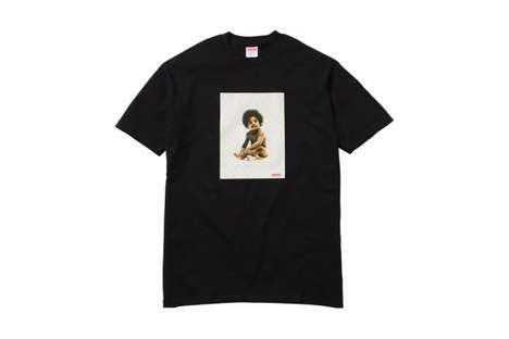 Hip-Hop Tribute Tees
