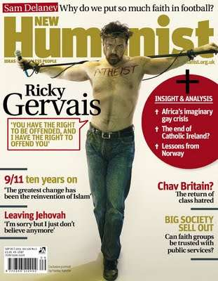 Controversial Comedian Covers