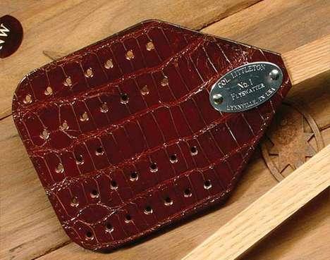 Luxury Leather Fly-Smashers
