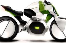 Intentionally Noisy Motorbike Concepts - The rStream Motorcycle Uses Sound to Protect Its Rider