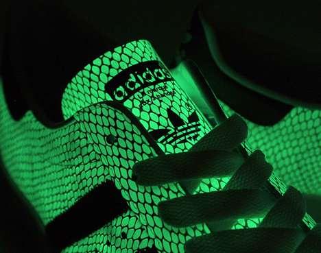 Glow-In-The-Dark Kicks