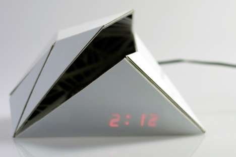 Tactile Origami Timepieces