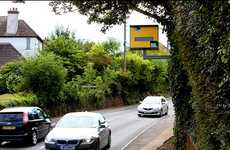Fake Speed Cameras - Ian Magee's Deceptive Birdhouse Works at Slowing Traffic Down