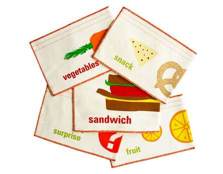 Green-Friendly Lunch Packs