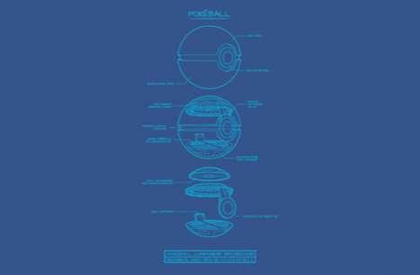 Pocket Monster Blueprints