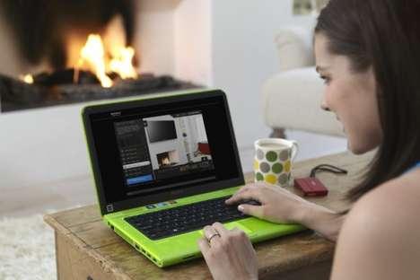 Virtual TV Sizing