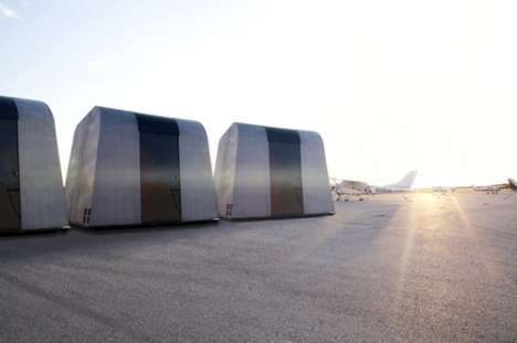 Green Rapid Response Shelters