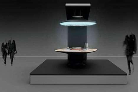Futuristic Dining Tables
