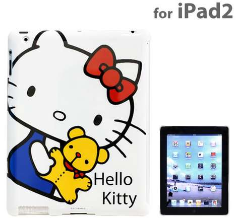 Cute Cat Tablet Protectors