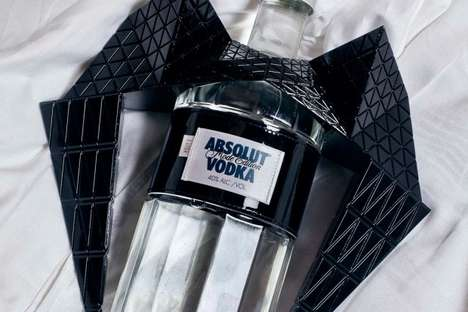 Goth Liquor Bottles