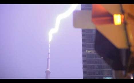 Terrifying Thunderstorm Timelapses