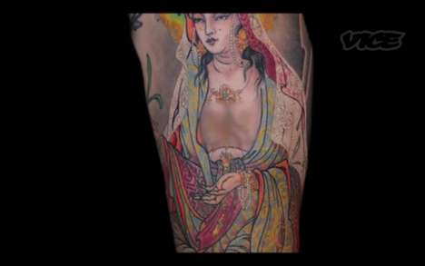 Legendary Tattoo Artist Docs