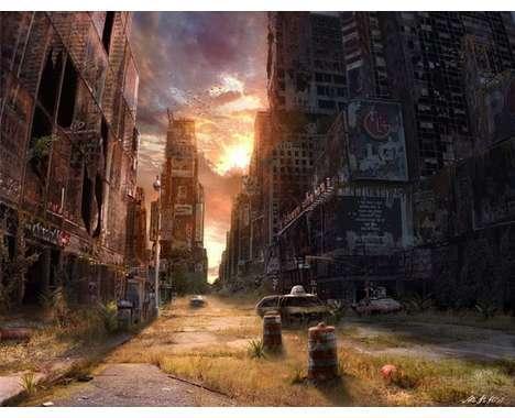 31 Dystopian Depictions