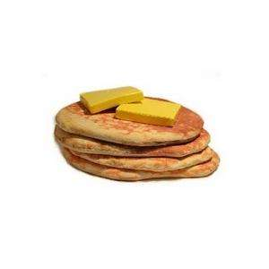 Flapjack Floor Cushions - The Todd von Bastiaans Pancake Floor Pillows Look Comfy and Delicious