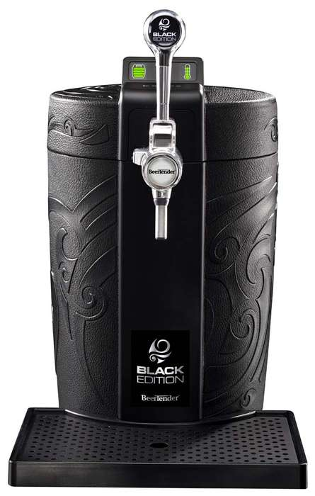 BeerTender Black Edition is All About Drinking in Style