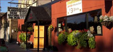 Bartering Eateries