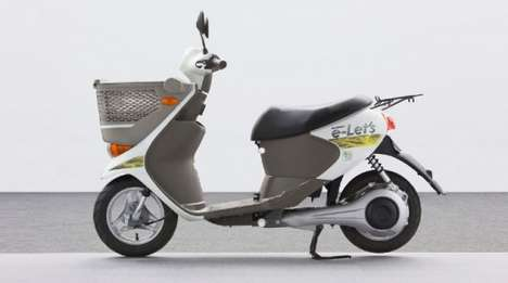 Pedal-Free Mopeds