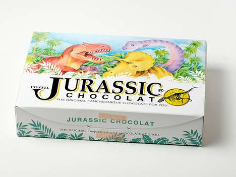 Tasty Prehistoric Treats