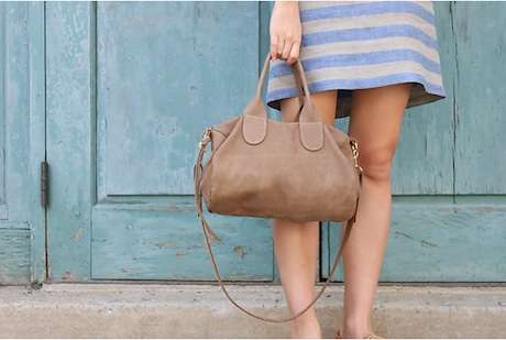 Classic Leather Carryalls