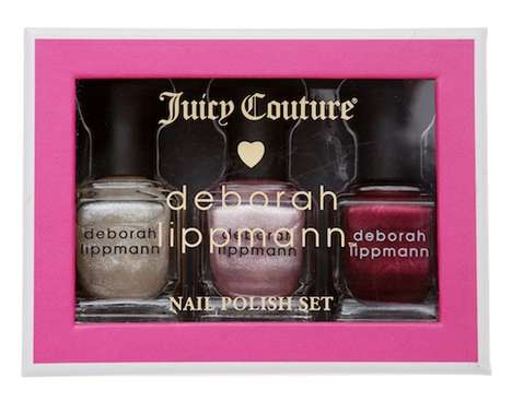 The Deborah Lippmann for Juicy Couture Collection is Irresistible