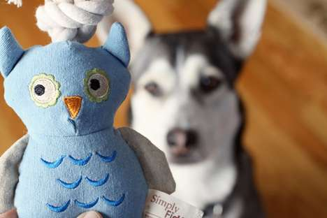 SimplyFido Releases Animalistic and Eco-Friendly Dog Companions