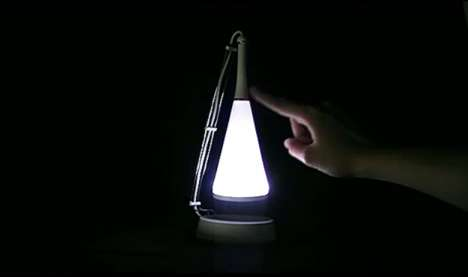 Touch-Controlled Light Fixtures