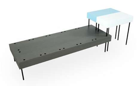 Modular Peg Furniture