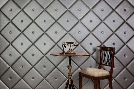 Luxe Leather Walls