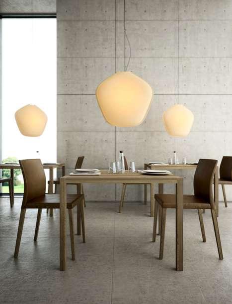 Flat Organic Lighting