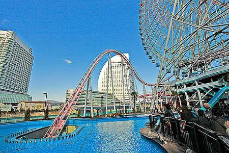 Submerged Park Rides