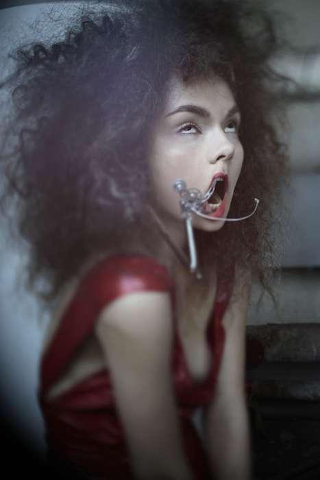 Mouth-Morphed Models