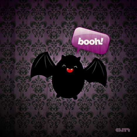 Cute Halloween Horror Art